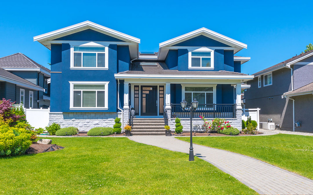 Best Exterior Paint Adding Value To Your Home Enamel House